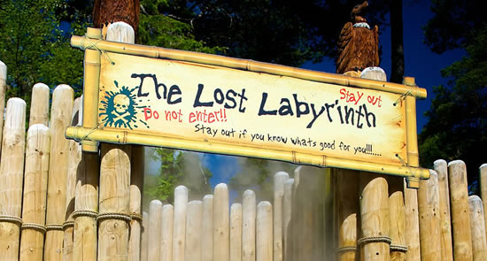Lost Labyrinth Featured Image